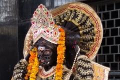 Hanuman, Shrine in Delhi